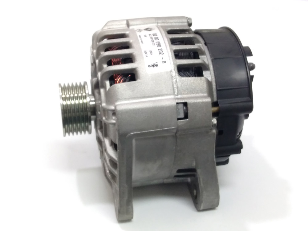 Alternador 14v 120 Ap Sg12b122 Valeo - Elétrico - Pc - re
