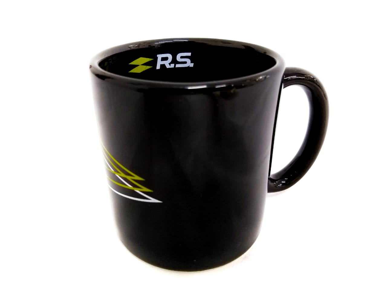 Caneca New Graphic Rs - Caneca - Preto - Pc - Sku: 771173353